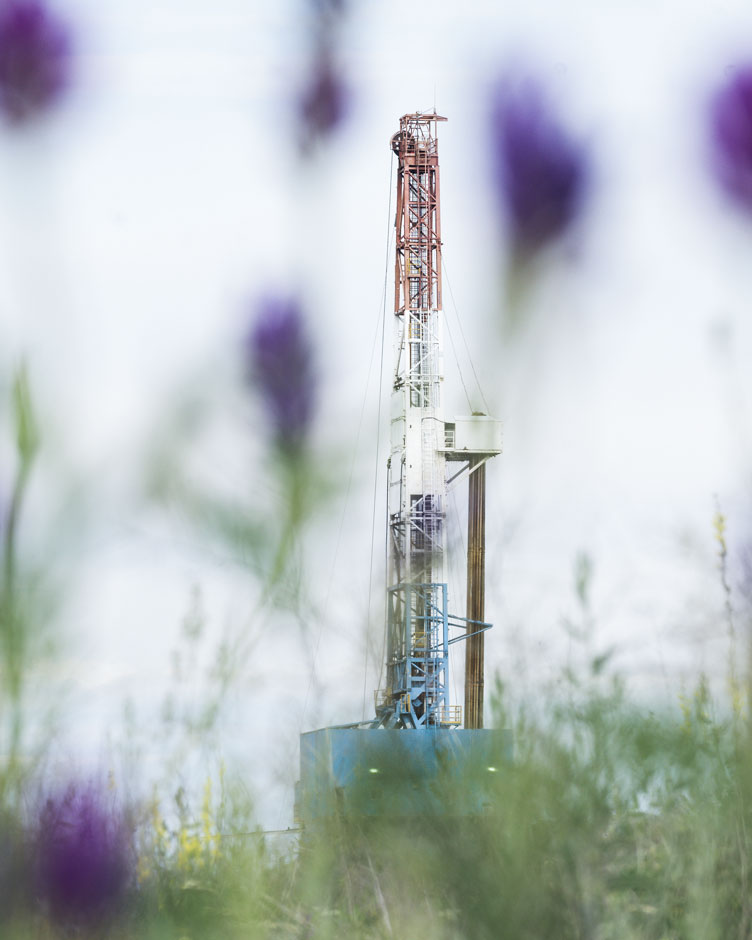 Wintershall Dea Production Site Volgodeminoil Russia
