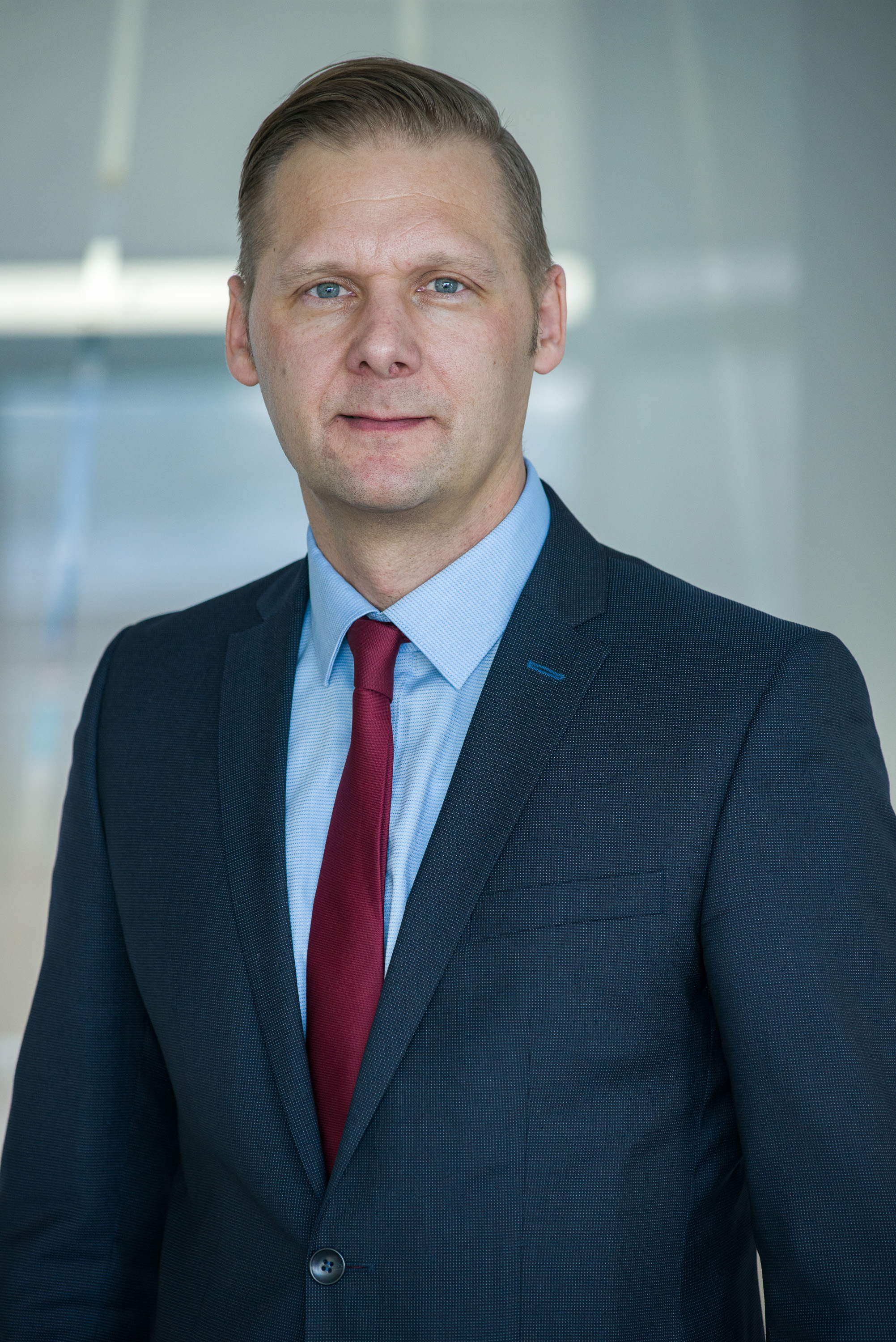 Wintershall Dea Russia Management Olaf Reetz