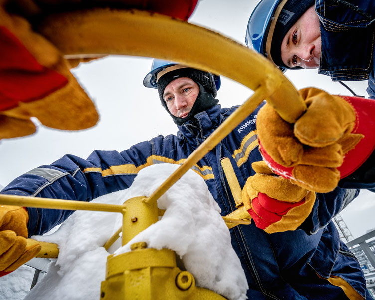 Wintershall Dea Partnership Cooperation