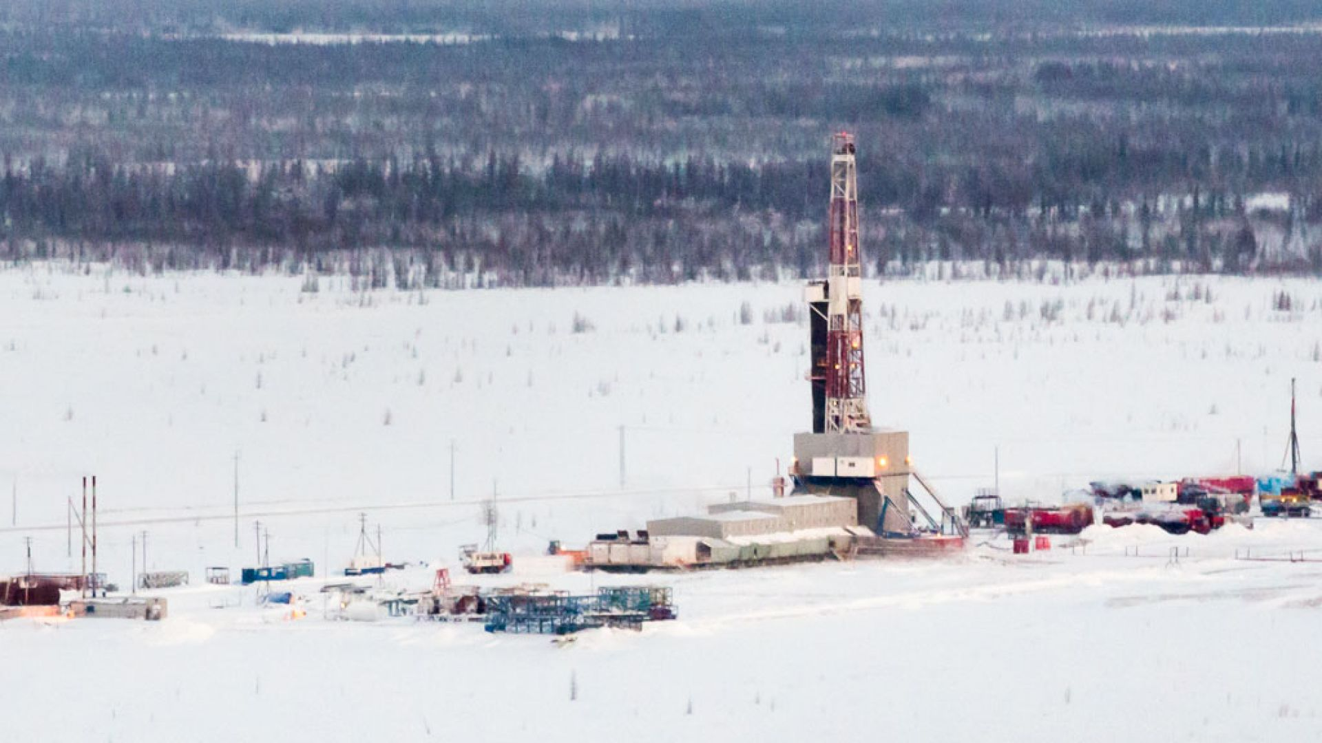 Wintershall Dea Russia production site Novy Urengoy