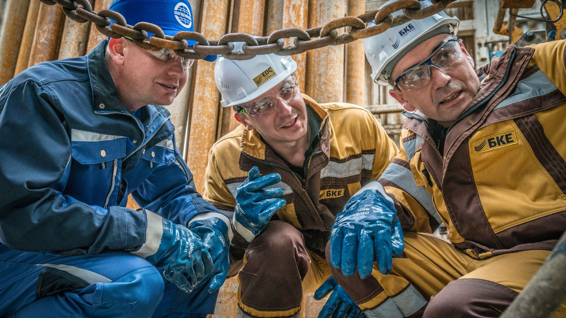 Wintershall Dea Employees Russia Responsibility